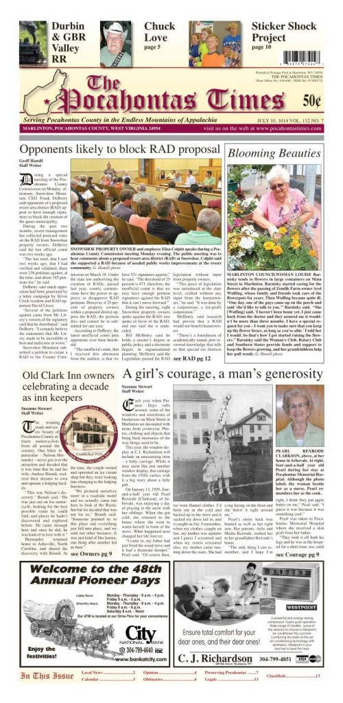 eTimes for July 10, 2014