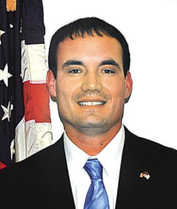 Charles Kinnison, candidate for West Virginia House of Delegates