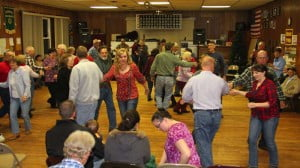Mudhole Control provided the music Saturday night for a well-attended square dance at Dunmore Community Center. Ellen and Eugene Ratcliffe, of Monterey, Virginia, called the dance. Pocahontas County Parks and Recreation has sponsored a series of square dances at the center in recent months and the response has been very good.