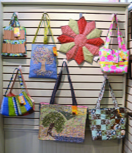 Examples of Walker's purses, including confetti purses, can be found at the 4th Avenue Gallery in Marlinton. D. Moore and C. D. Moore photo