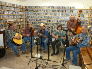 Photo courtesy of Mary Sue Burns Always willing to support Allegheny Mountain Radio, Juanita Fireball and the Continental Drifters are regulars for the station's fundraisers.