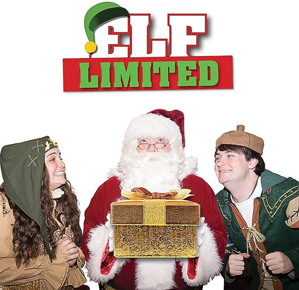 Santa must decide who is the best Elf to join his crew in the story written for the Elf Limited Train at Cass Scenic Railroad State Park.