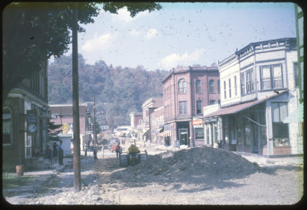 Marlinton Main Street Replacement - 1960